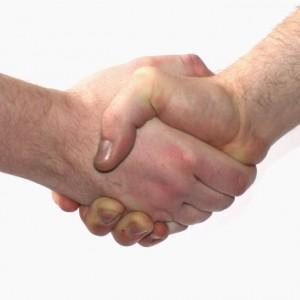PA Mineral Rights Handshake