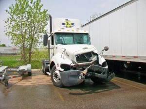 Dealing With A Truck Accident
