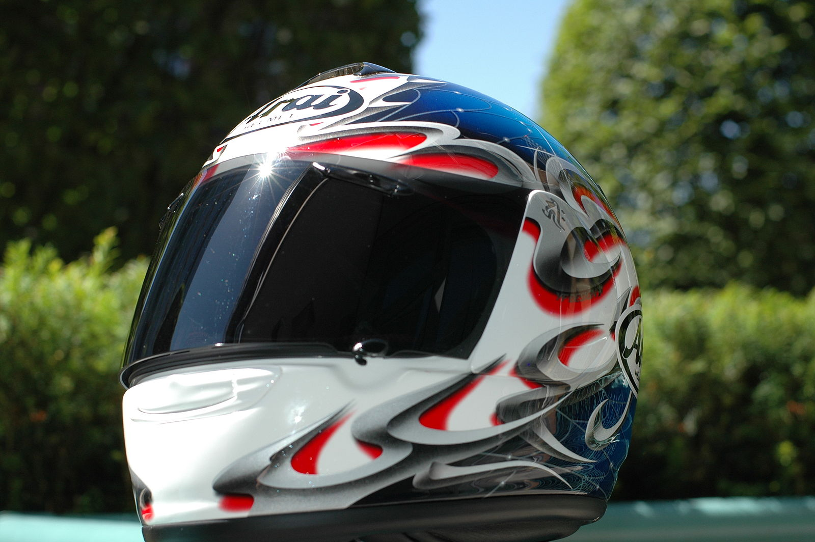 The 5 Safest Motorcycle Helmets Of 2014